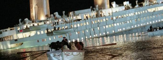 Titanic - nu mer påtaglig än någonsin.