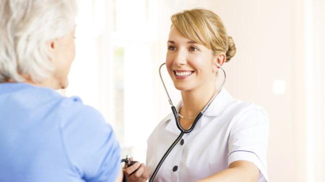 normalt blodtryck för 60 årig man
