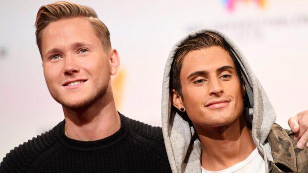 """Samir och Viktor inför """"Melodifestivalen 2018"""""""