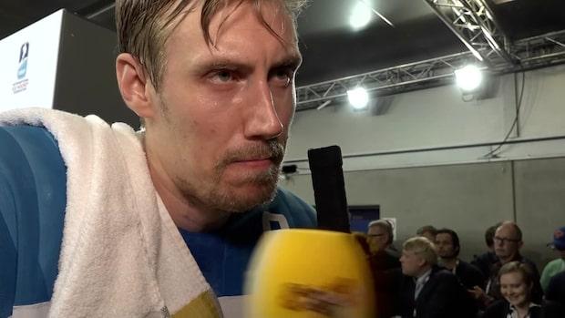 """Marko Anttila: """"Galen match idag"""""""