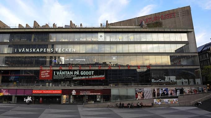 Benny Fredrikssons hårda ledarstil har skapat en tystnadskultur på Kulturhuset Stadsteatern – detta enligt närmare 40 personer. Foto: MATTIAS FORSBERG
