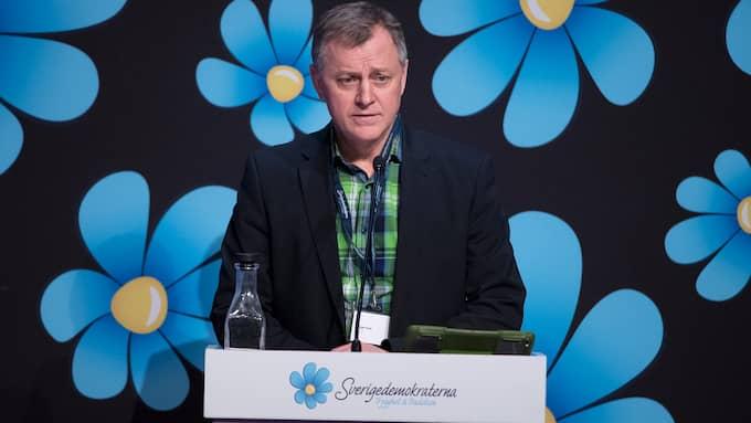 Jörgen Grubb (SD), Foto: SVEN LINDWALL