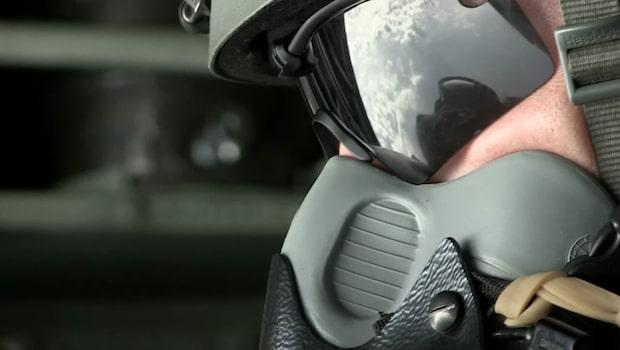 """Tidigare Gripen-piloten: """"Vi och våra adresser ska hållas hemliga"""""""