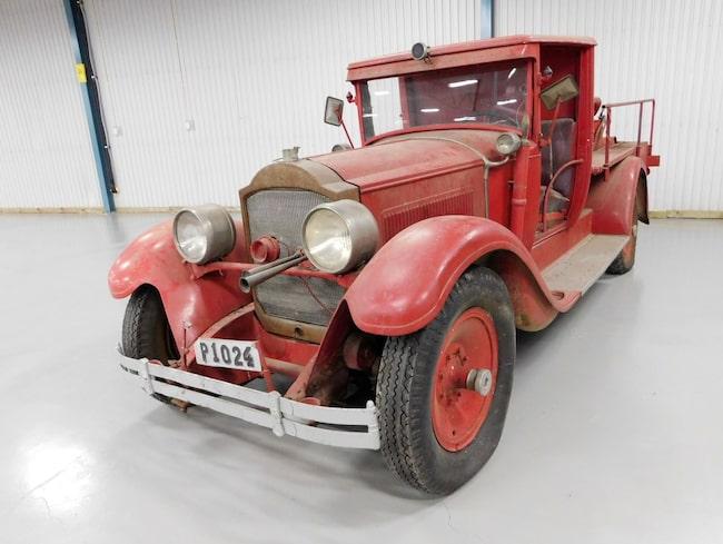 Packard-brandbilen från 1924 var också oväntat populär.
