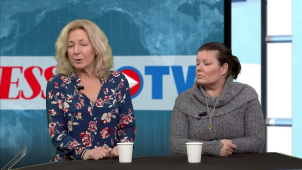 Mammorna berättar om saknaden efter deras söner