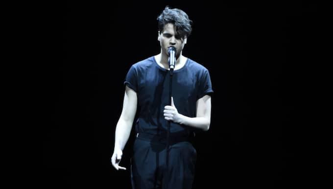 Låten handlar om att vara den man är, och de funderingar han haft kring huruvida han kan vara sig själv. Foto: Sven Lindwall