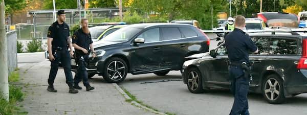 grov thai underkastelse nära Malmö