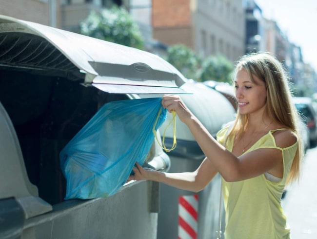 <span>När du har kastat saker kommer det kännas som en befrielse. <br></span>