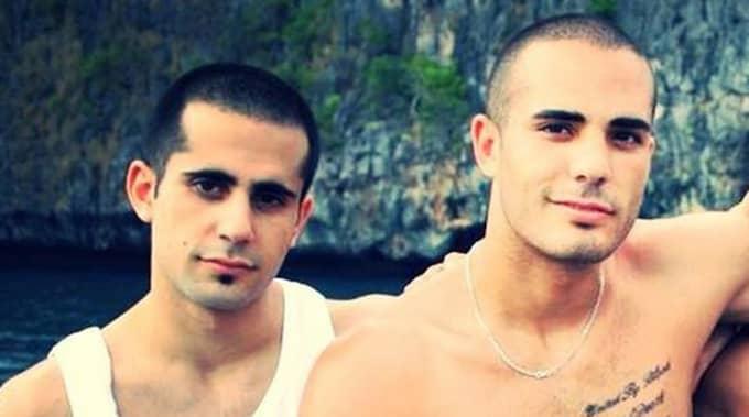 Mark och Martin Saliba dömdes till livstids fängelse i hovrätten. Foto: Privat