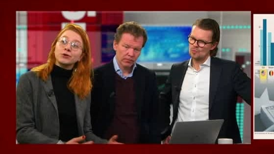 """Åkerman om USA:s tullar: """"Jag tror inte att handelskonflikterna med USA är över"""""""