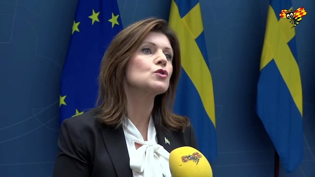 """Eva Nordmark: """"Beskeden vi har gett tidigare gäller"""""""