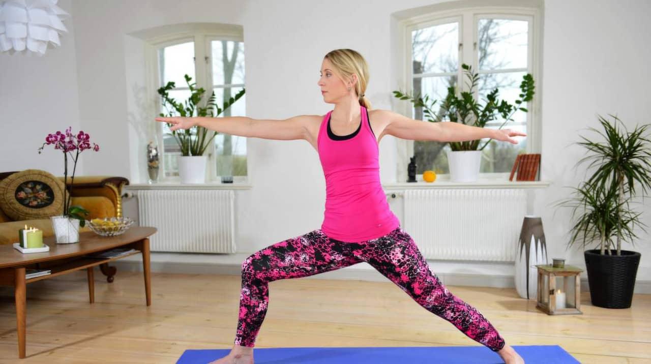 medicinsk yoga övningar rygg
