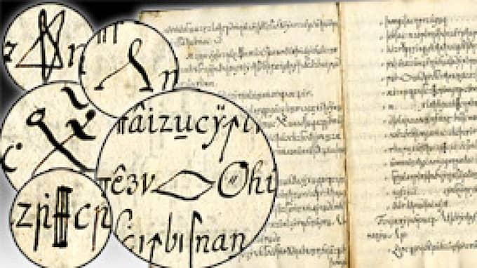 Boken är daterad till någon gång runt 1730.