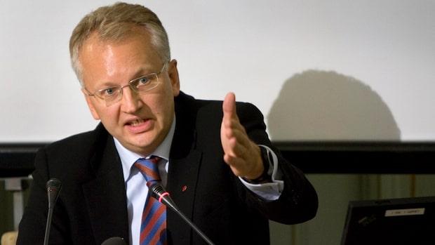 Pär Nuder lämnar som ordförande för AMF