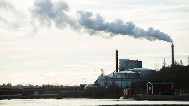 14 oktober: Så hög är koldioxidhalten i atmosfären