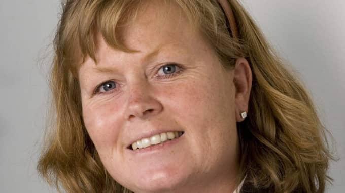 Charlotte Brogren, generaldirektör för Vinnova. Foto: Anette Andersson 00
