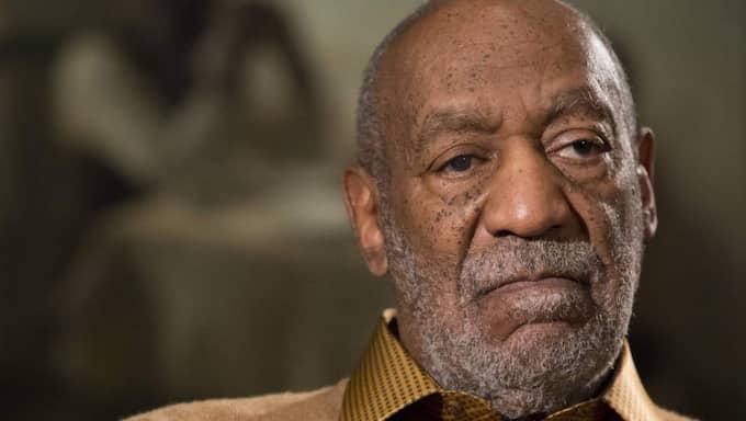 Bill Cosby ska åtalas för sexuellt övergrepp. Foto: Evan Vucci