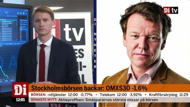 """Petersson om Atlas: """"Alla siffror svagare än väntat"""""""