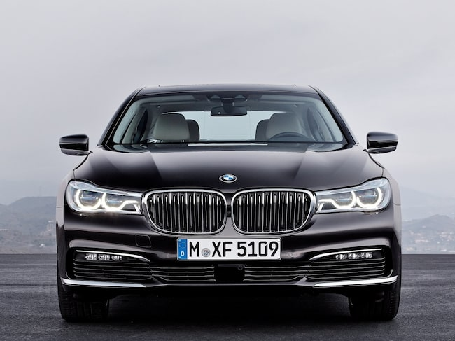 """BMW är en av alla tillverkare som använder """"nyckellöst system""""."""