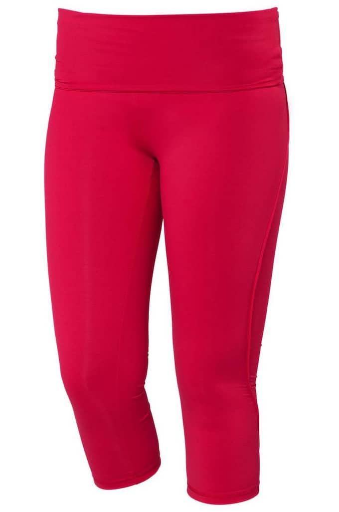 Forma. Träningskläder som formar kroppen har aldrig varit mer populära! Shape Lydia Capri från Röhnisch har hög midja som formar och ger stöd för ryggen. 649 kronor, rohnisch.com.