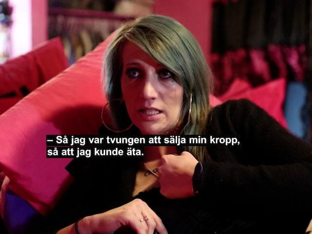 """De säljer sex på USA:s lagliga bordeller: """"Män äcklar mig"""""""