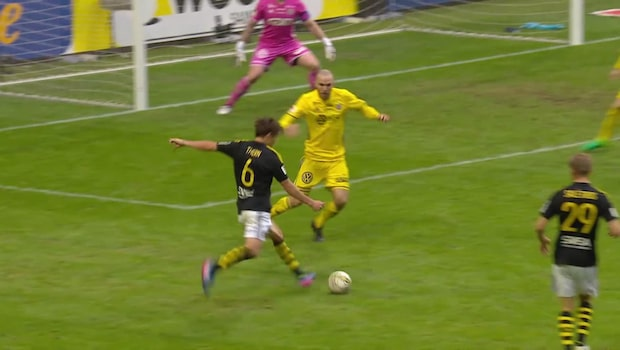 Highlights: AIK-Sundsvall