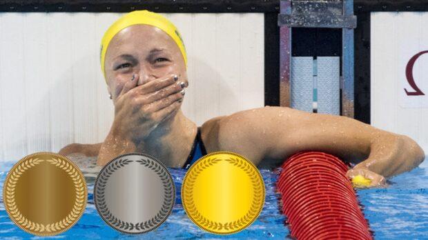 ALLA svenska medaljer på OS i Rio