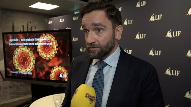 """""""Kan finnas vaccin om 3–5 år"""""""