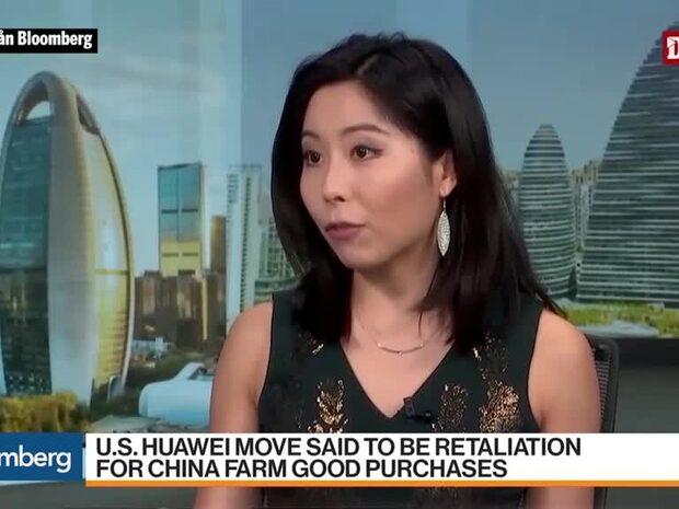Världens affärer 10:30 - USA håller tillbaka licenser för att göra affärer med Huawei