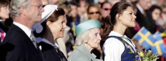 Prinsessan Lilian är död, blev 97 år gammal. Foto: Christian Örnberg