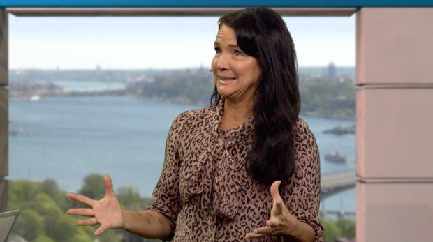 """Sofia Wistam inför """"Temptation Island"""" på Kanal 5"""