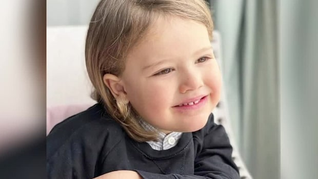 Prins Alexander fyller fyra år