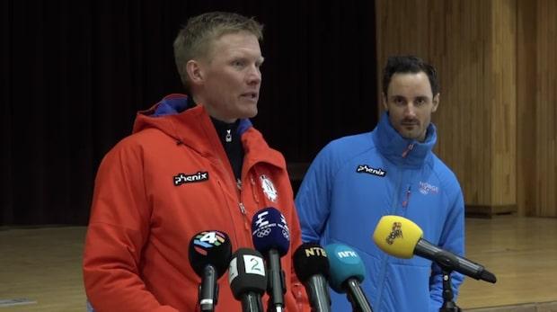 Norges OS-stjärna åker hem – missar femmilen
