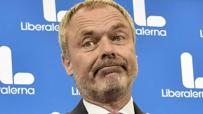 Jan Björklund tycks vara mer intresserad av att formulera fyndiga one-liners med adress Gustav Fridolin än att skapa trovärdighet för Liberalernas egen miljöpolitik. Foto: JONAS EKSTROMER/TT / TT NYHETSBYRÅN