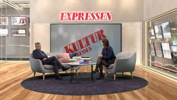 Kultur-Expressen: Vem är Svenska Akademiens egen fredsmäklare?