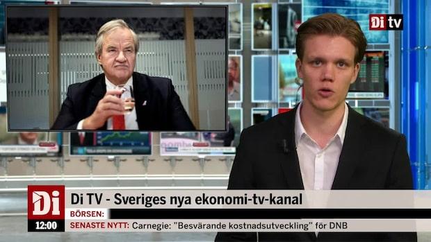 Di Nyheter – Getinge stiger på nedåtgående Stockholmsbörs