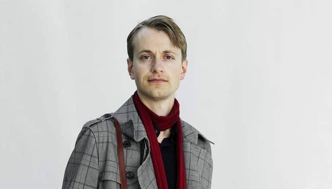 Malte Persson. Foto: Maria Hansson
