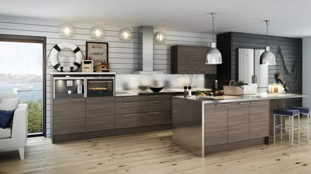 Köksluckor – sÃ¥ väljer du rätt luckor till köket | Förvaring ...