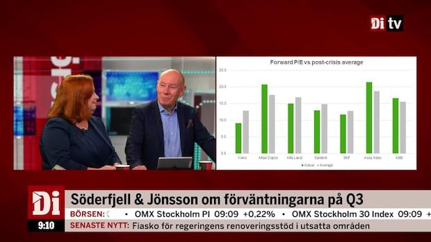 """Söderfjell ger aktietips: Mitt nästa steg är att öka upp i """"fulverkstad"""""""