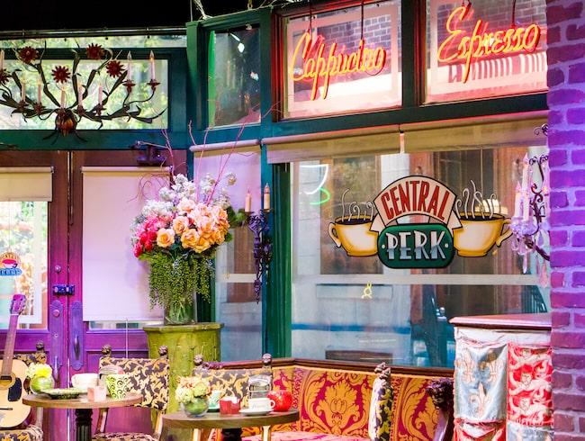 """Central Perk från tv-serien """"Vänner""""."""