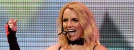 Britney Spears kommer till Sverige