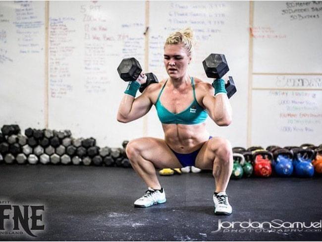 Träningsblogg kvinna 50