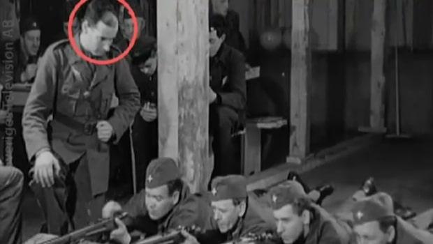 Unik film med Raoul Wallenberg upptäckt – av en slump