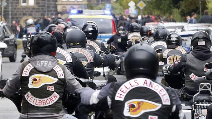 Den ledande Hells Angels-medlemmen har dömts för misshandel. Foto: MICHAEL PROBST
