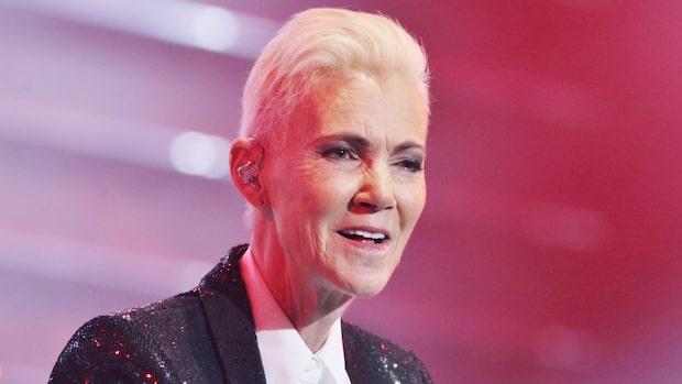 Oväntade slutet på hyllningskonserten till Marie Fredriksson