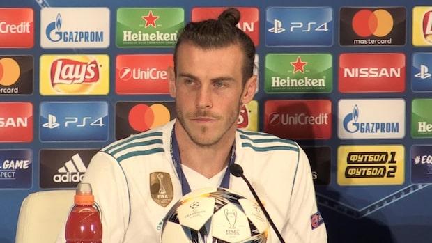 """Bale: """"Jag måste spela varje vecka"""""""