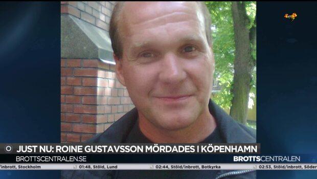 Roine Gustavsson, 47, mördades och dumpades i en kanal