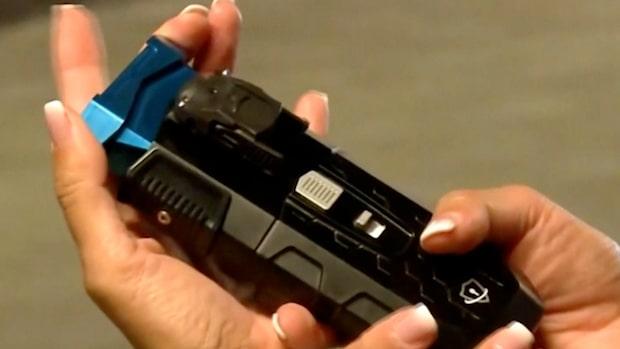 Polisens nya vapen som hämtad ur en Batman-film