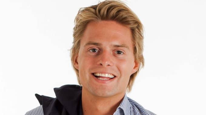 Pontus Båth, 26, heter Moderata Ungdomsförbundet Göteborgs nya distriktsordförande. Foto: Philippa Davin