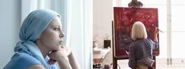 """Petronella överlevde ovarialcancer: """"Vi kan överleva så mycket"""""""
